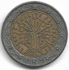 Moneta rara 2 Euro 1999 Francia