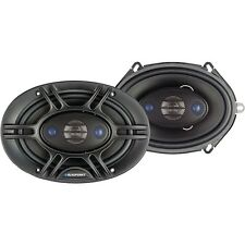 "BLAUPUNKT GTX570 Blaupunkt 4-Way Coaxial Speakers ( 5"" x 7"" 360 Watts)"