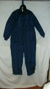 SAMCO SPORTSWEAR Very Padded Coveralls Made USA F408Q Mens Large