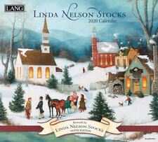 LANG 2020 Linda Nelson Stocks Calendar