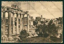 Roma Città Foro Romano FG cartolina VK2260