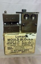 Vintage Lyman 451RB Mold Block