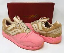 Saucony Men Grid 9000 HT Athletic Sneaker Brown/Pink Pick A Size  MSRP $120