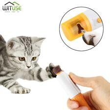 Pet Pedicure Nail Gromming Tool Care Grinder Electric Clipper Kit Bundle