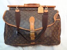 AUTH LOUIS VUITTON MONOGRAM SAC CHASSE  HUNTING  SHOULDER BAG M41140