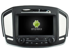 AUTORADIO touch Android 8.0 OPEL Insigna dal 2014 Navigatore USB SD Bluetooth