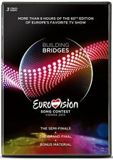 'EUROVISION SONG CONTEST 2015' (Vienna) 3 DVD SET (2015)