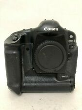 Canon EOS 1D 4.2MP Digital SLR Camera Body ONLY – Charger NOT Included – B Grade