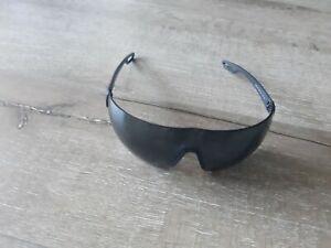 Genuine PRADA Sport Black Shield Wrap Sunglasses SPS01Q