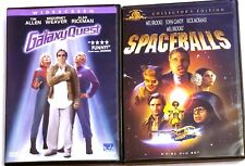 Space Balls & Galaxy Quest Dvds