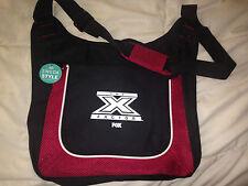 THE X FACTOR advertising promo U.S FOX TV Simon Cowell SLING MESSENGER Tote Bag