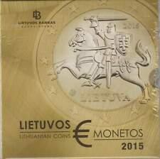 Litouwen BU set 2015 / 1 cent - 2 euro KMS