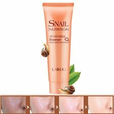 100g Snail Essence Cleansing Gel Deep Cleaning Shrink Pores Hydrating Whitening