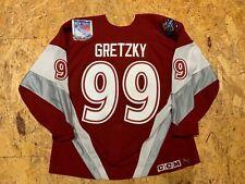 1998 Authentic  Wayne Gretzky NHL all star jersey size 54