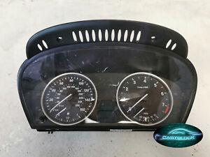 2006-2010 BMW 528I 535I 550I INSTRUMENT CLUSTER GAUGE SPEEDOMETER 6965359 OEM