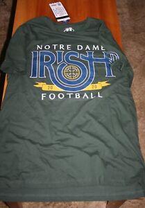 Notre Dame Men`s 2020 The Shirt 2XL Short Sleeve