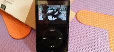 Apple iPod classic 5th Generation Black (30 GB) - Fair Condition