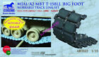 Bronco 1/35  Ab3522  US M1A1/A2 Mbt T-158Ll Big Foot Workable Track Link Set