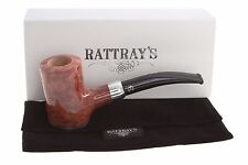 Rattray's Glory Day Tobacco Pipe - Natural