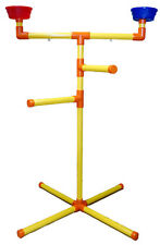 Parrot Perch Pet Bird Perch Play Stand Portable Play Gym Perch Medium