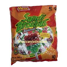 40-pc Vero Sandi Brochas Filled with powder chili Net wt 1-lb 3-oz