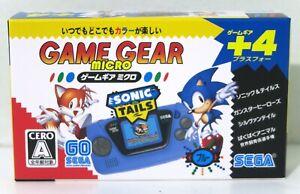 *Brand New* Sega Game Gear Micro Console Blue 30th Anniversary - Free Postage