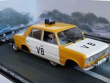 JAMES BOND LADA 1500 THE LIVING DAYLIGHTS MINT BOXED MODEL CAR 1/43RD SCALE (=)