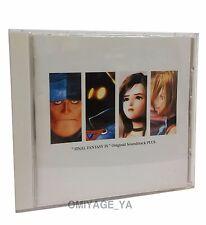 Final Fantasy IX 9 Original Soundtrack Plus with Obi Japan
