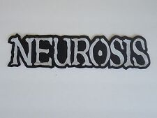 NEUROSIS EMBROIDERED BACK PATCH