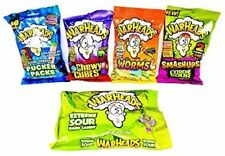 Ultimate Warheads Sour Candy Assortment - Includes Original Warheads Sour Candy,