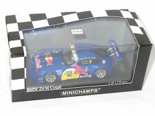 1/43 BMW Z4 M Coupe  Red Bull  Silverstone 24 Hrs 2006  Britcar Winners