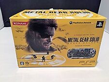 Metal Gear Solid Peace Walker Premium Package PSP Excellent Rare From Japan