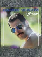 Freddie Mercury, Queen, Mr bad Guy, Vinyl LP, UK 1985 1st press, A1 B2 EX+/EX+