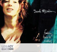 Fumbling Towards Ecstasy, Legacy Edition - Sarah McLachlan (2 CD DVD, 2008) New