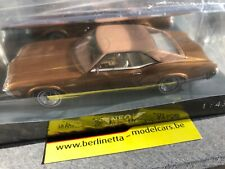 NEO BUICK RIVIERA GS GRAND SPORT COUPE GOLD 1/43 RESIN MODELCAR NEW SEALED BOX