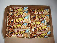 NESTLE LION barre de chocolat blanc lion 20 tablettes de chocolat bargain