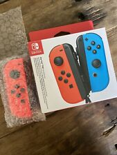 Nintendo Switch Genuine Controller LEFT ONLY Red Brand new