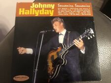 CD JOHNNY HALLYDAY SOUVENIRS SOUVENIRS 12 TITRES 2006