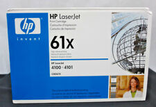 HP 61X (C8061X) Black High Yield Original Toner Cartridge