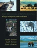 Wild Mammals of North America : Biology, Management, and Conservation (2003,...
