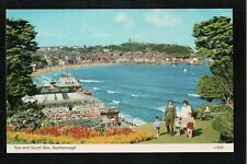 L@@K  Spa and South Bay Scarborough  1970's? Postcard ~ LOVELY IMAGE