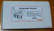 American Model Builders O #491 Crossroads Church -  (Kit Form) Laser Kit