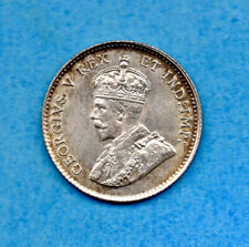 Canada 1911 5 Cents Five Cent Small Silver Coin - AU