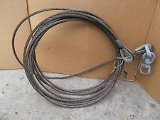 50 Foot Tow Cable IWRC