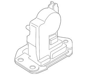 Genuine OEM Trunk Lock Actuator For 2011-2017 Nissan Leaf Rogue Infiniti EX35