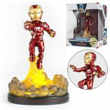 Iron Man Light Up Quantum Mechanix QMX FX diorama