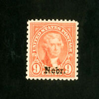 US Stamps # 678 Superb Gem OG NH