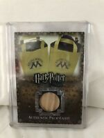 Harry potter Authentic prop Card