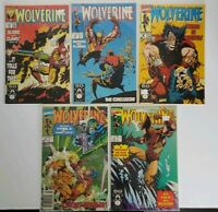 Wolverine Comics Lot - BLOOD AND CLAWS and More - Marvel - X-Men FREE SHIPPING!