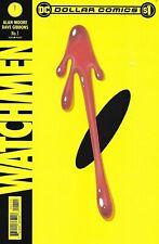 The Watchmen Comic 1 Classic Reprint 2019 Alan Moore Dave Gibbons Higgins Dc .